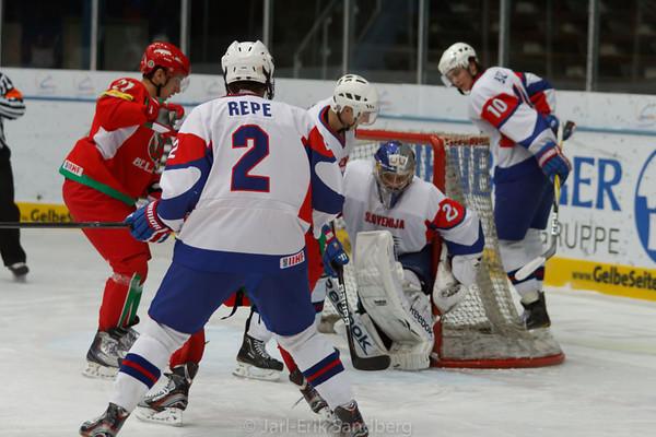 Belorusi so močno pritisnili