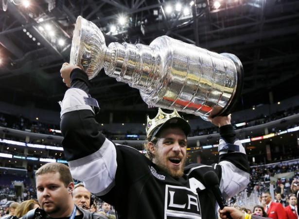 Anze Kopitar, Stanley Cup