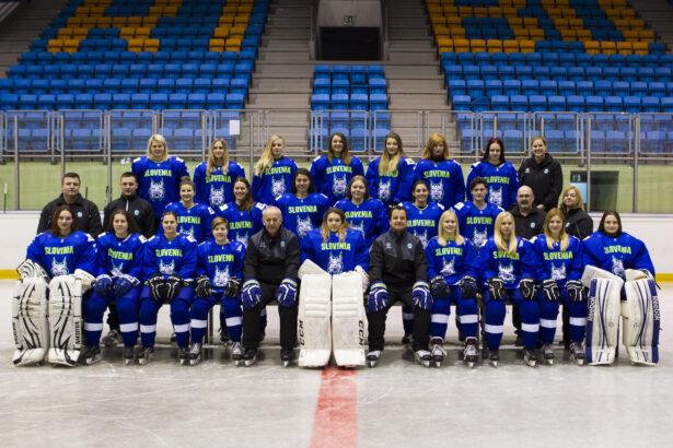 Women Team Slovenia_official