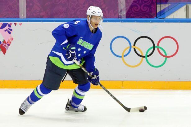 Nastop na olimpijskih igrah je zanj dogodek kariere