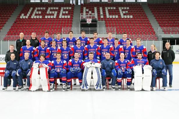 Članska reprezentanca se bo na Češkem borila v elitni konkurenci