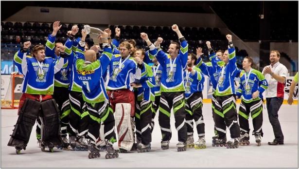InLine Hokej Slovenija_IIHF