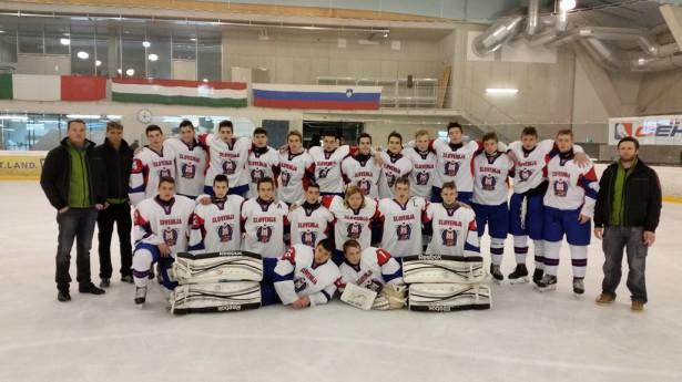 Slovenija U16 (foto: Uroš Ban)