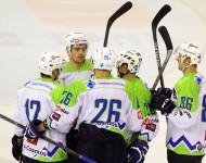 Zaslužena zmaga Risov (foto: Drago Cvetanovič)