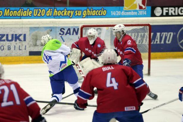 Gašper Glavič je bil najbližje zadetku (foto: Drago Cvetanovič)