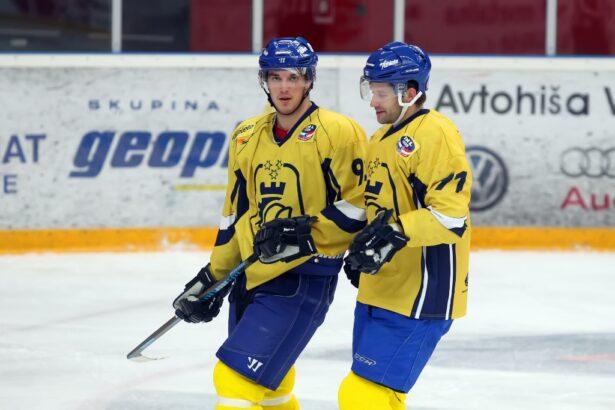 Žiga in Tomi sta dodala nekaj k rezultatu Celja, a za točke ni bilo dovolj (Foto: Drago Cvetanovič)