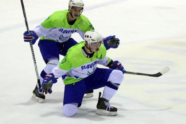 Miha Logar je nagradil srčno slovensko igro (foto: Drago Cvetanovič)