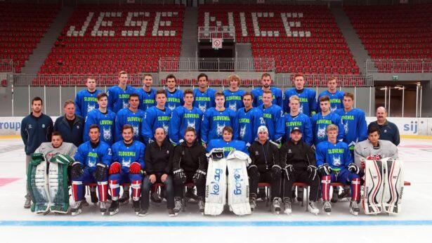 Mlada reprezentanca bo decembra nastopila v Franciji na SP I. divizije, skupine B