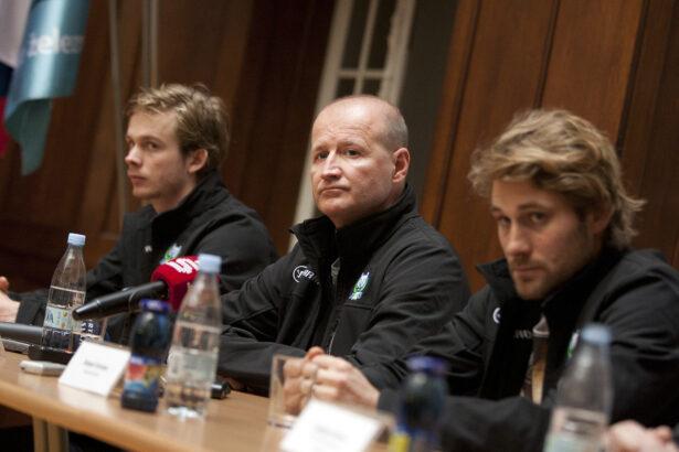 Nik Zupančič: Bolj kot se bo bližalo prvenstvo, boljši bo občutek. (Foto. eon)