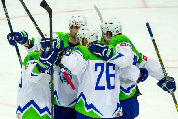 Slovenija se veseli prve zmage