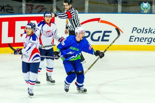 Veselje strelca za veselje Slovenije