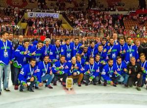 Slovenija z medaljami in priznanjem za 1. mesto