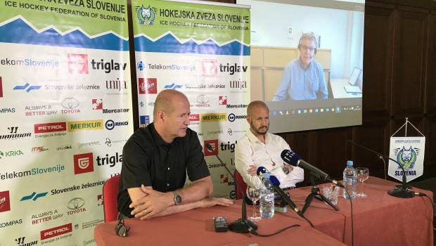 Kari Savolainen: V veliko čast mi je, da se spet vračam v slovenski hokej.