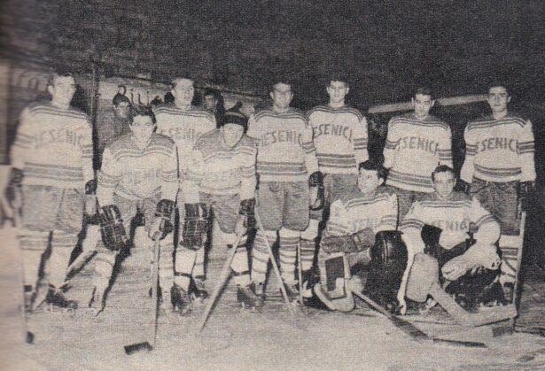 HK Jesenice 1962