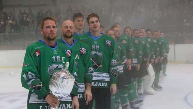 Hokejsko sezono bo začel Pokal Slovenije 2019