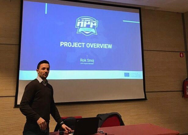 Rok Snoj, vodja projekta HPP