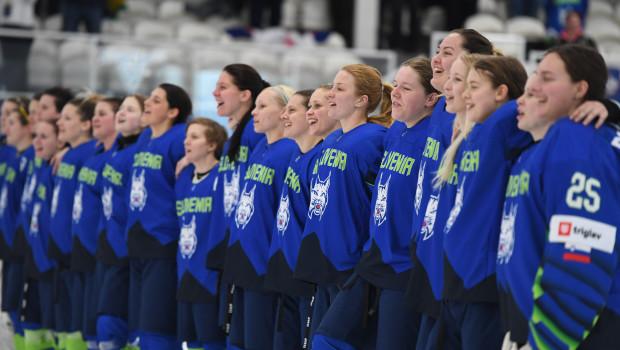 20 let ženske hokejske reprezentance