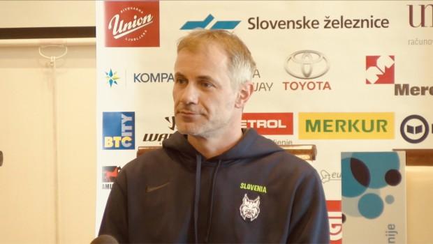 Selektor Ivo Jan: Vsi igralci na zboru so zagnani, celoten strokovni štab verjame vanje