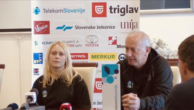 Selektor Aci Ferjanič: Za razvoj ženskega hokeja bi bil nujen še kakšen klub ali dva