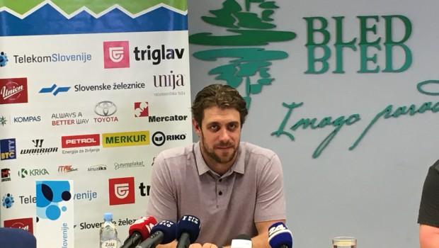 Anže Kopitar: Veselim se priprav in svetovnega prvenstva