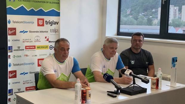 Selektor Matjaž Kopitar: Izziv bo najti mlade, a ne smemo črtati izkušenih