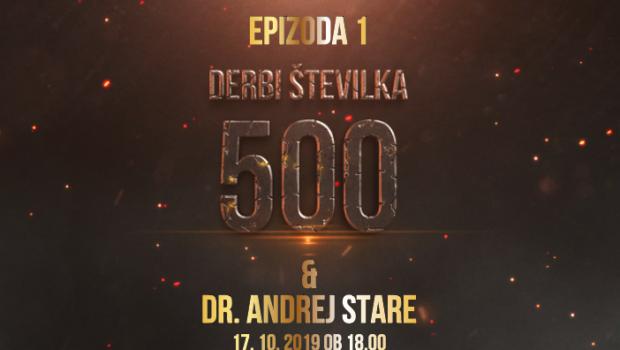V pričakovanju 500. večnega derbija: dr. Andrej Stare