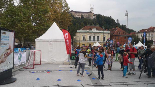 Ženski hokej na 5. Olimpijskem festivalu
